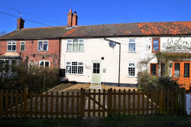 Thumbnail Terraced house for sale in 1 Gospell Hall Cottages Paradise Lane, Bawdeswell, Dereham, Norfolk.