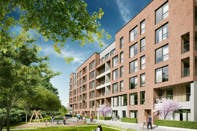 Thumbnail Flat for sale in Reverence House, Colindale Gardens, Colindale Avenue, London
