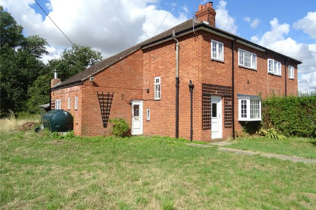 Thumbnail Semi-detached house for sale in Morton Manor Cottages, The Avenue, Morton, Lincoln