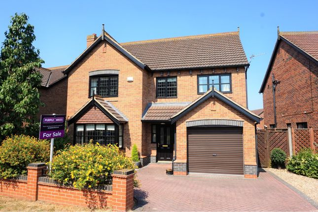 Thumbnail Detached house for sale in Bigby Road, Brigg