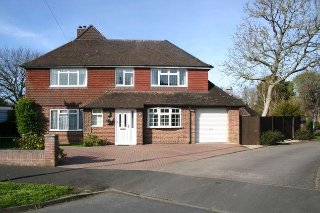 Thumbnail Detached house for sale in Pembury Road, Warblington, Havant