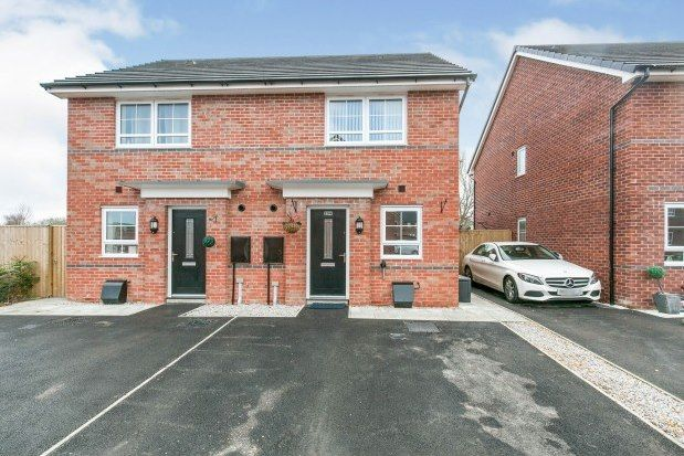 2 bed property to rent in Columbia Road, Ellesmere Port CH65