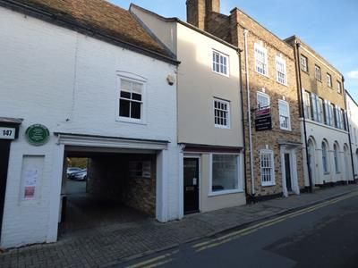 Thumbnail Office to let in Second Floor, 150 High Street, Huntingdon, Cambridgeshire