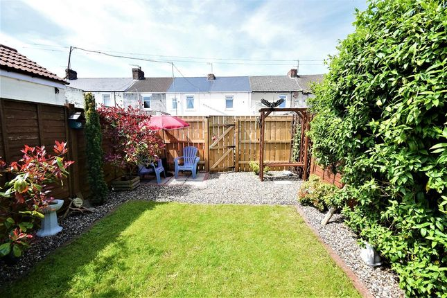 3 bed terraced house for sale in North Road East, Wingate, County Durham TS28