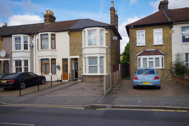 3 bed end terrace house for sale in Brentwood Road, Gidea Park, Romford