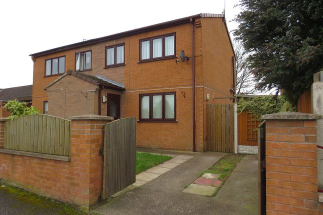 Thumbnail Semi-detached house for sale in D'arcy Court, Retford