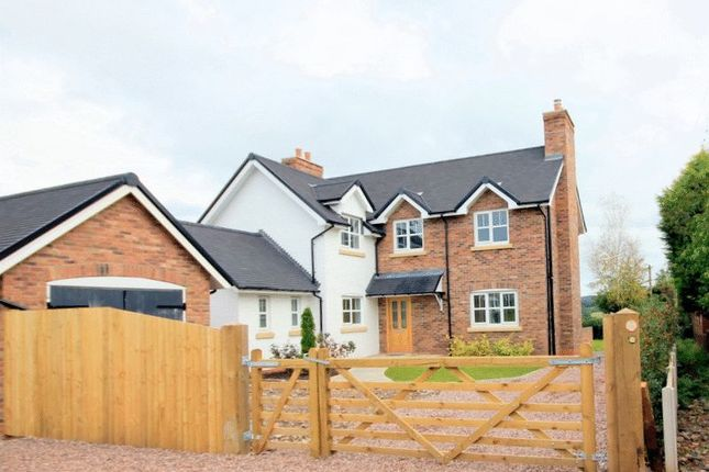 Thumbnail Detached house for sale in Stone Road, Tittensor, Stoke-On-Trent