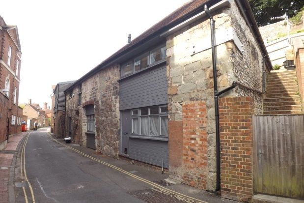 Thumbnail Semi-detached house to rent in Castle Ditch Lane, Lewes
