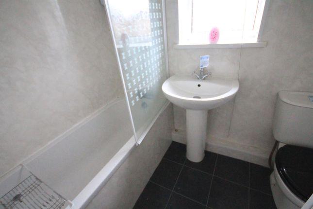 Bathroom of Canterbury Crescent, Willington, Crook DL15