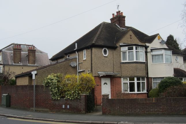 Thumbnail Semi-detached house for sale in Hagden Lane, Watford