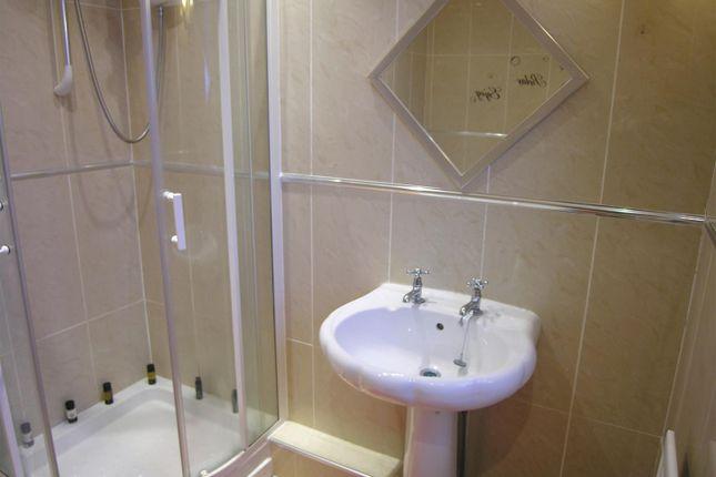 Shower of Douglas Drive, Ashgill, Larkhall ML9