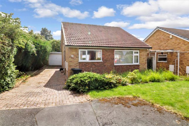 Thumbnail Detached bungalow for sale in Towcester Way, Mexborough