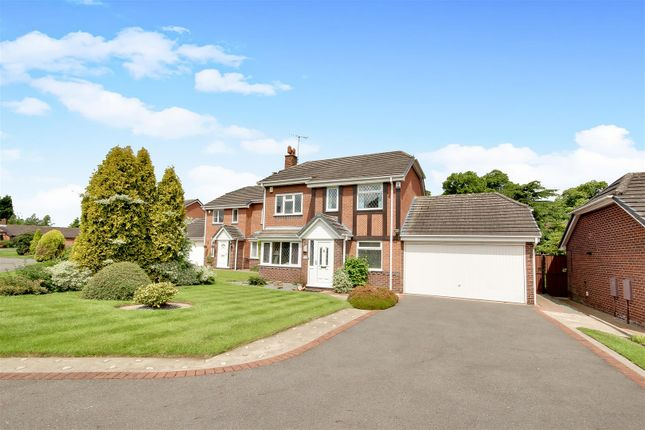 Thumbnail Detached house for sale in Pavilion Road, Arnold, Nottingham