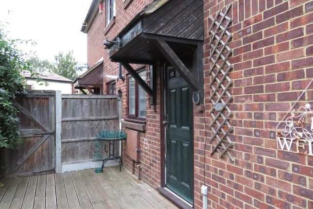 Thumbnail Semi-detached house for sale in The Windsors, Buckhurst Hill