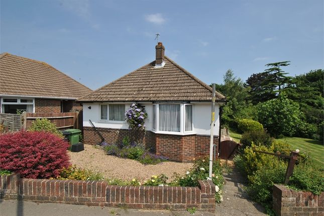 Thumbnail Detached bungalow for sale in Haslam Crescent, Bexhill-On-Sea, East Sussex