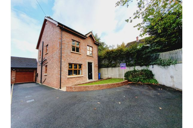 Thumbnail Detached house for sale in North Sperrin, Belfast
