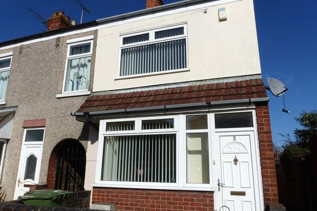 Thumbnail Terraced house to rent in Frederick Street, Grimsby