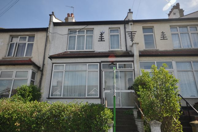 Thumbnail Terraced house to rent in Basildon Road, London