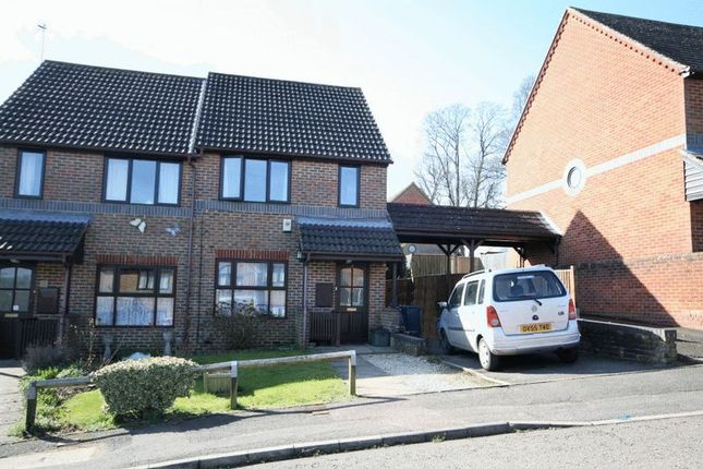 2 bed semi-detached house to rent in Upper Meadow, Chesham HP5