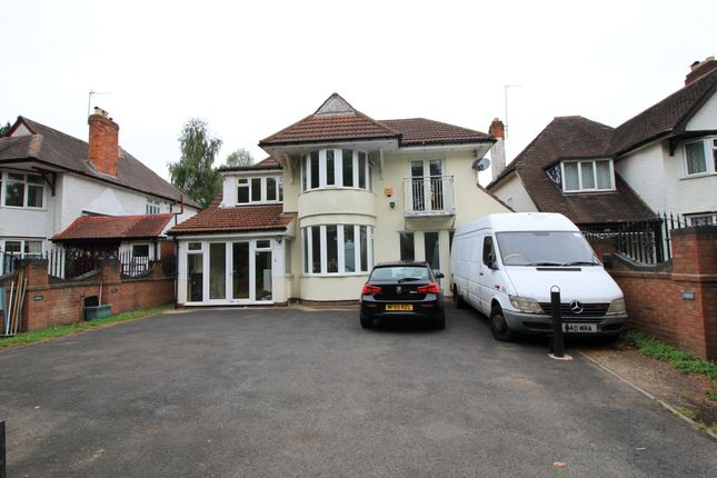Thumbnail Detached house for sale in Pershore Road, Birmingham