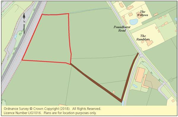 Thumbnail Land for sale in Land At Poundhurst Road, Ruckinge, Ashford, Kent