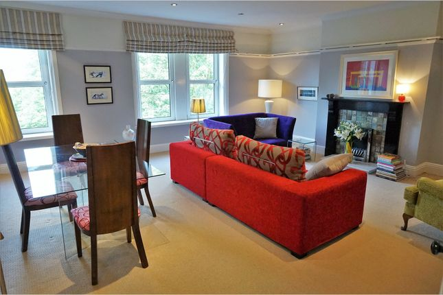 Thumbnail Flat to rent in 87 Valley Drive, Harrogate