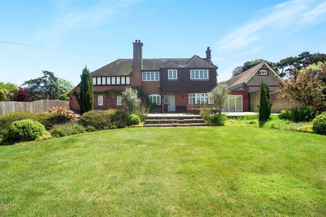 Thumbnail Detached house for sale in Melcombe Avenue, Weymouth