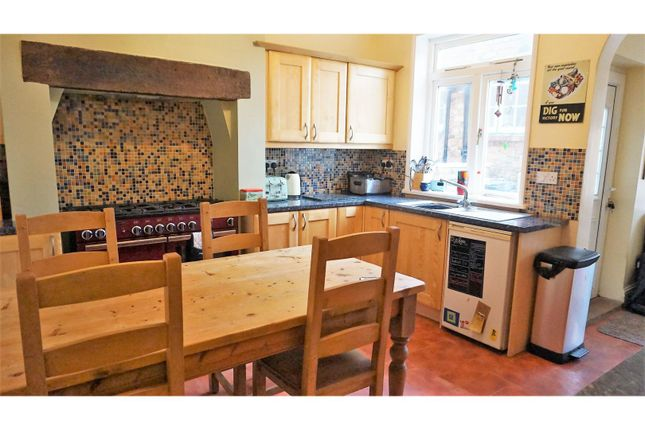 Thumbnail Terraced house for sale in The Terrace, Kirby Hill, Boroughbridge