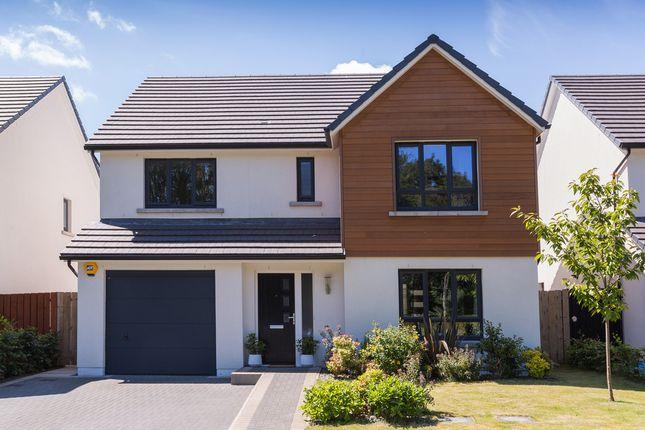 Thumbnail Detached house to rent in Petrie Way, Stoneywood, Bucksburn, Aberdeen