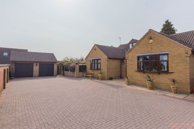 Thumbnail Detached bungalow for sale in Nursery Gardens, Irthlingborough, Wellingborough
