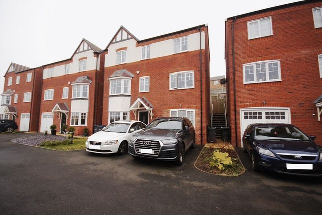 Thumbnail Detached house for sale in Caban Close, Birmingham