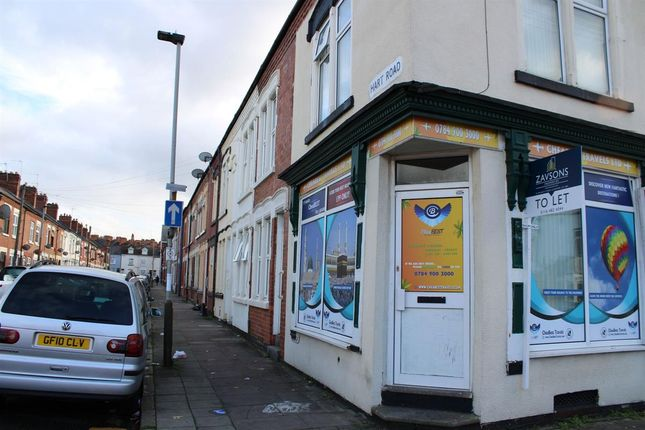 Studio to rent in Mumtazs Collection, Maynard Road, Leicester LE2