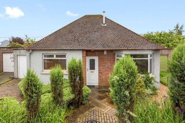 Thumbnail Detached bungalow for sale in 35 Caroline Terrace, Corstorphine, Edinburgh