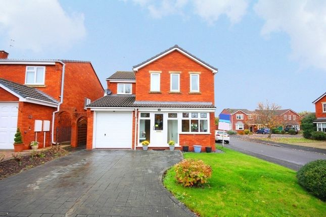 Thumbnail Detached house for sale in Eclipse Road, Alcester