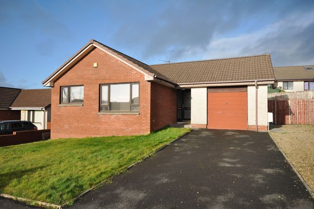 Thumbnail Bungalow for sale in Torcy Drive, Girvan