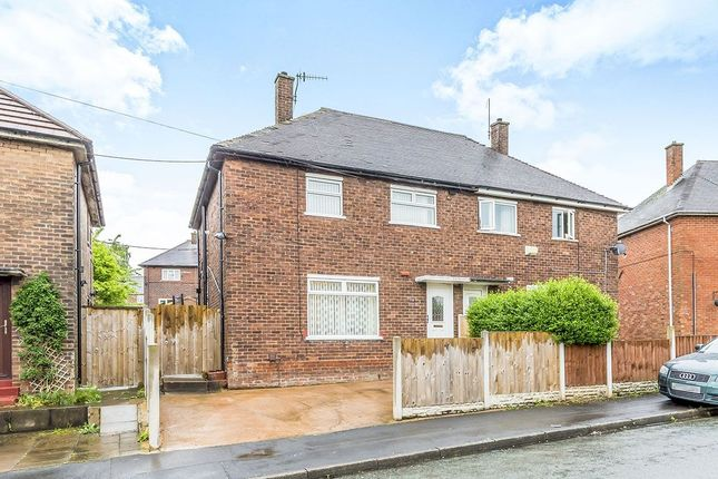 Thumbnail Semi-detached house to rent in Barks Drive, Norton, Stoke-On-Trent