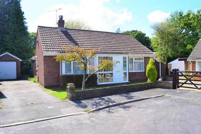 Thumbnail Detached bungalow for sale in Dean Court, Hedge End, Southampton