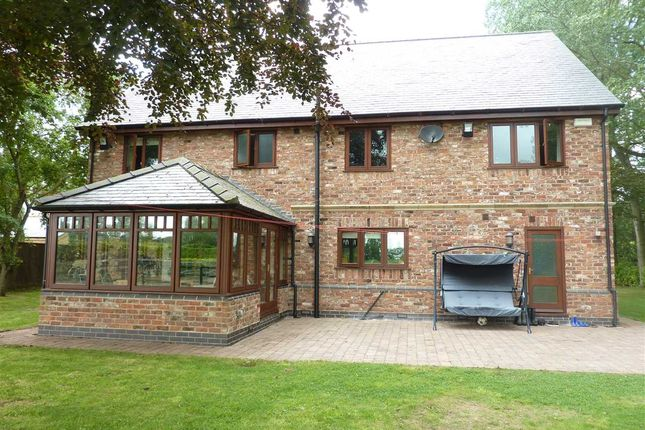 Thumbnail Detached house for sale in Barnoldby House, Main Road, Barnoldby Le Beck, Grimsby