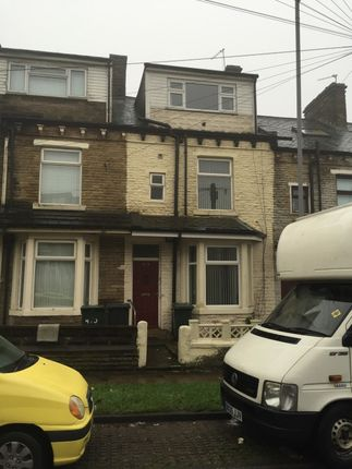 Thumbnail Terraced house to rent in Harewood Street, Bradford