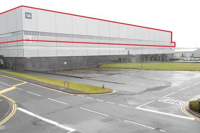 Thumbnail Warehouse to let in Building 1, Units 5, 6 & 7 Central Park, Mallusk, County Antrim