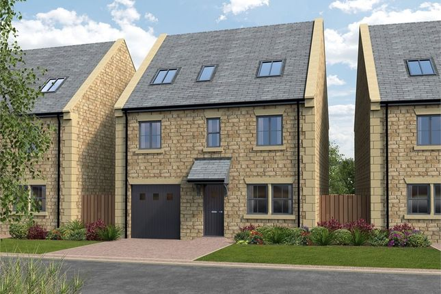Thumbnail Detached house for sale in Lakeside View Plot 3, Church Street, Greasbrough, Rotherham, South Yorkshire