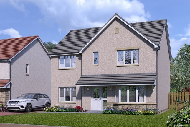 4 bedroom detached house for sale in Alloa Park Drive Off Clackmannan Road, Alloa, Clackmannanshire