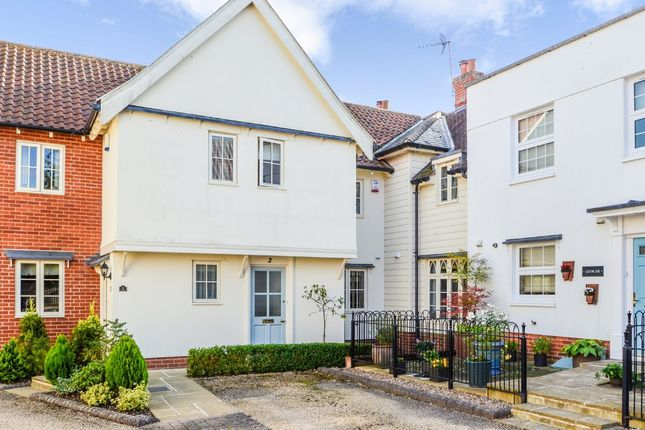 Thumbnail Terraced house for sale in Clare, Sudbury, Suffolk