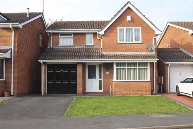 Thumbnail Detached house for sale in Radbourne Drive, Halesowen, West Midlands