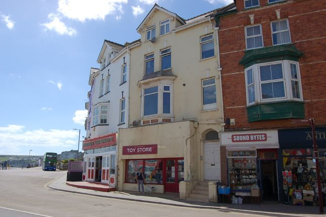 Thumbnail Retail premises for sale in Marine Crescent, Seaton