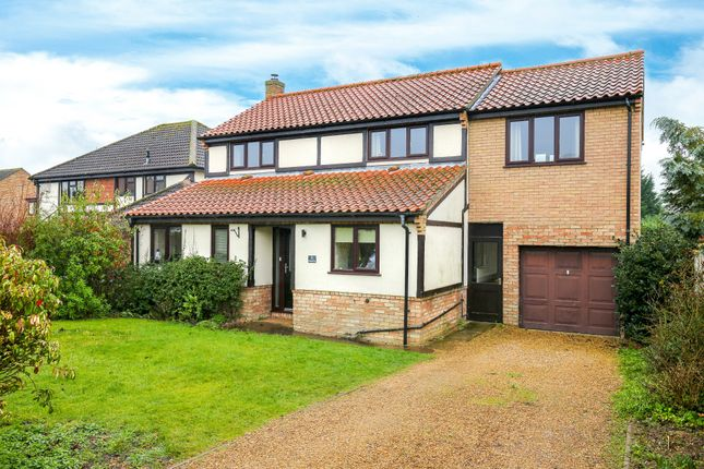Thumbnail Detached house for sale in Hammond Way, Somersham, Huntingdon