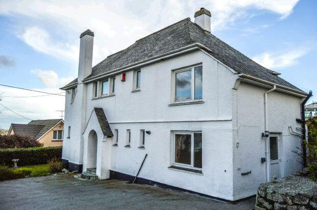 Thumbnail Flat to rent in Green Lane, Penryn