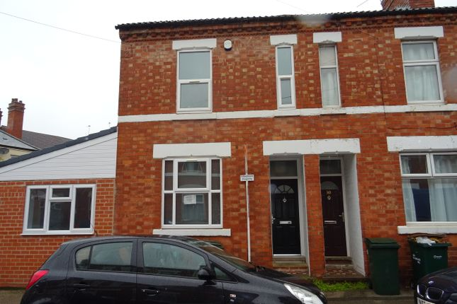 Thumbnail End terrace house to rent in Waveley Road, Coventry