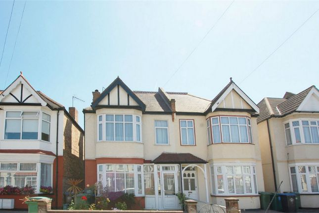 Thumbnail Semi-detached house for sale in Swinderby Road, Wembley