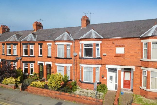 Thumbnail Terraced house for sale in Crewe Road, Nantwich